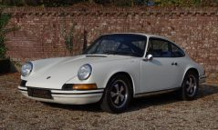 Porsche 911 2.4 T, sunroof, Porsche certified with matching numbers