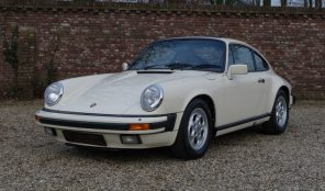 Porsche 3.2 Carrera, sunroof, matching numbers
