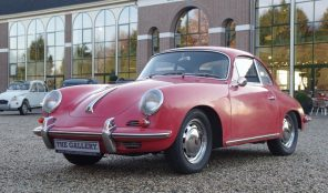Porsche 356 SC in mint original condition!