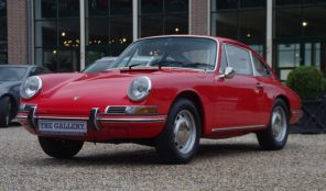 Porsche 912 SWB Matching Numbers, fully restored condition!