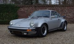 Porsche 930 Turbo, Porsche certified, matching numbers