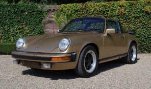Porsche 911 SC 3.0 Targa, matching numbers and colour