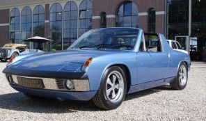Porsche 914/6, original German car, in fully restored condition!