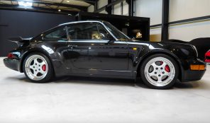 964 3.6 turbo ++Motor revidiert++