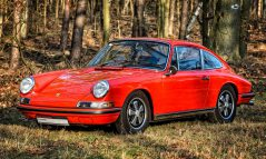 911 SWB 2,0 S, matching numbers, matching colours, restauriert