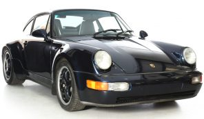 Porsche 964 M491 WTL Carrera 3.6L Manual LHD Midnight Blue
