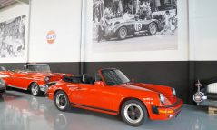 PORSCHE 911 3.2 Carrera Convertible top condition ! (1986)