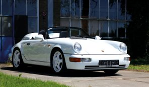 Porsche 964 Speedster rare Tiptronic showroom condition 53K