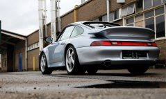 Porsche 993 turbo sunroof air-conditioning- full service book – in good condition