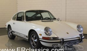 Porsche 911 L Coupe Weiss 1968 Matching Numbers