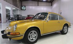 1973½ Porsche 911T 2.4 Sunroof Coupe