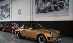 PORSCHE 911 Targa 3.0 SC Super condition !!! (1980)