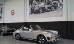 PORSCHE 911 911S Top Condition – Second owner from new (1976)