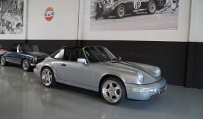 "PORSCHE 964 Carrera 2 Targa ""stunning condition"" (1991)"