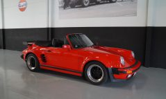 PORSCHE 911 Kremer Turbo look Convertible (1985)